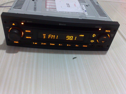 cd player mp3 com entrada usb original da zafira e astra
