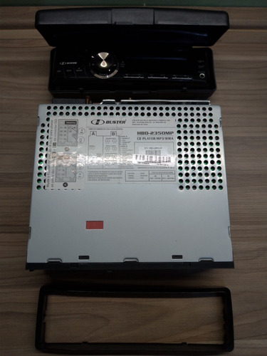 cd player mp3 wma h-buster hbd-2350mp