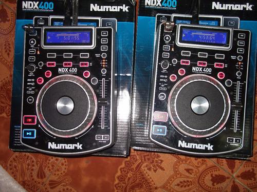 cd player numark ndx400. ver descripcion y fotos del product