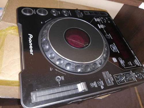cd player pioneer cdj1000 mk2