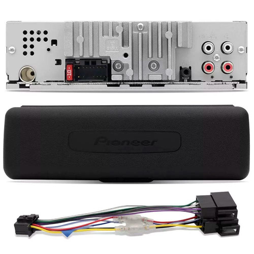 cd player pioneer deh-s1080ub android mixtrax lançamento