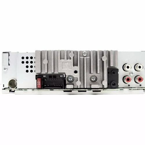 cd player pioneer deh s4080 bluetooth mixtrax usb lançamento