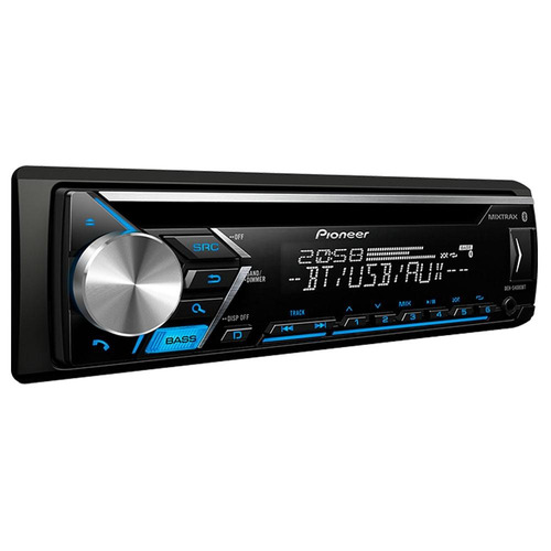 cd player pioneer deh-s4080bt bluetooth spotify android 4080