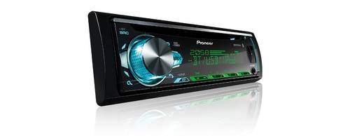 cd player pioneer deh-x50br usb/aux/bluetooth