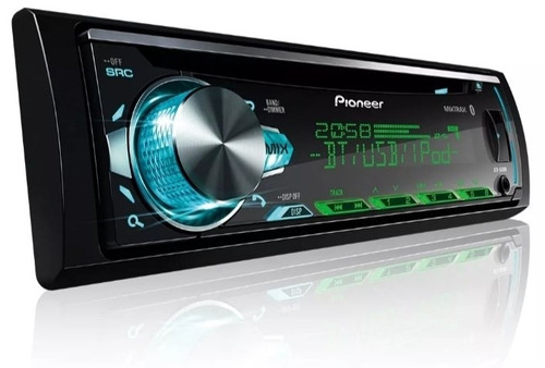 cd player pioneer deh-x50br usb/bt/aux