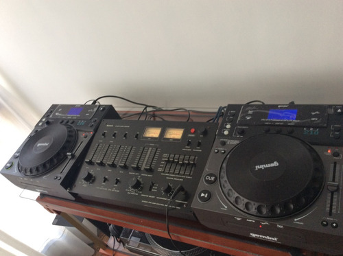 cd players gemini cdj 210