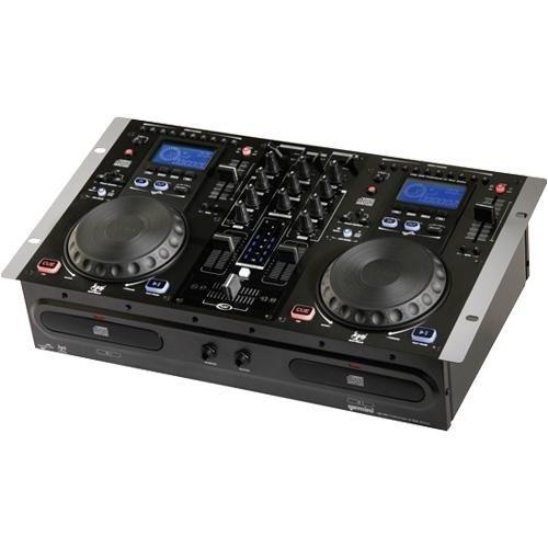 cd players gemini con mezclador incorporado como nuevo