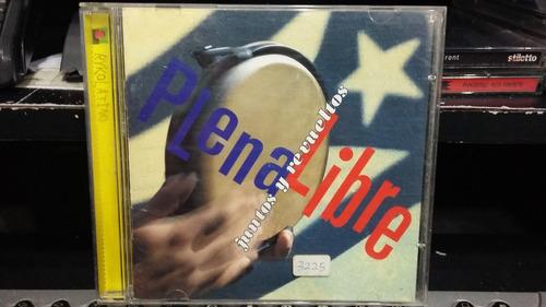 cd - plena libre - juntos y revueltos