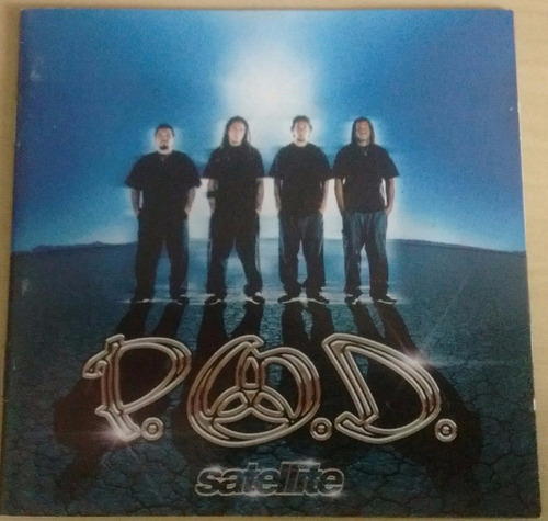 cd - p.o.d - satellite
