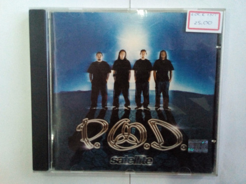 cd p.o.d. satellite