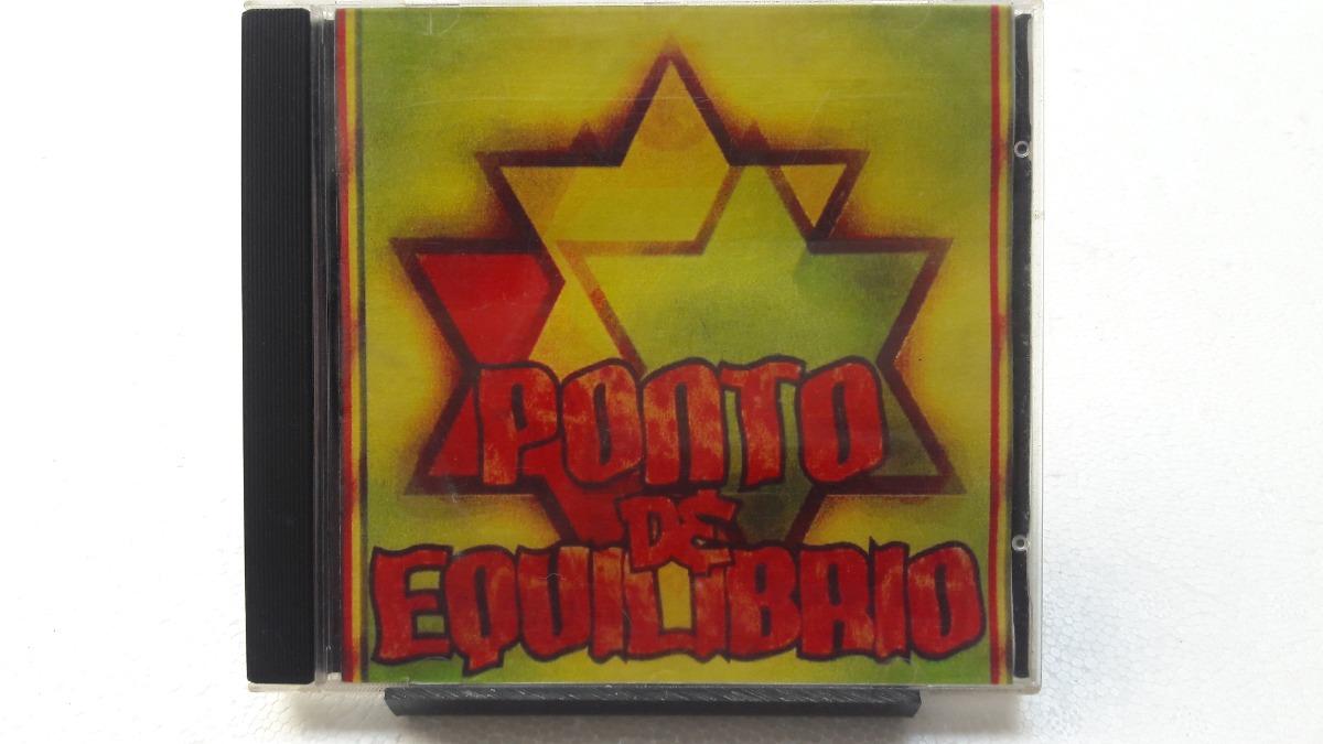 ce0669d53 Cd Ponto De Equilibrio Reggae Raiz Demo Muito Raro - R  332