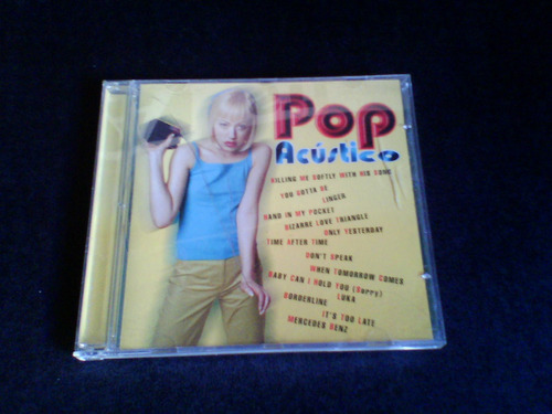 cd pop acústico 2