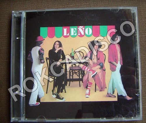 cd, pop español , leño, hecho en españa