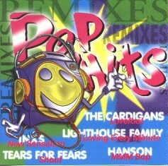 cd-pop hits remixes-internacional-em otimo estado