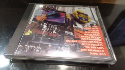 cd pop the siglo 10 en formato cd,checa