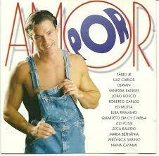 cd por amor trilha sonora nacional