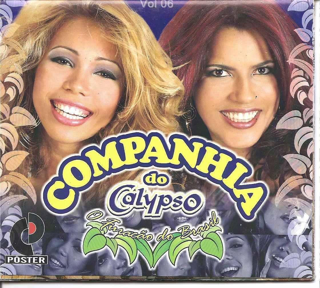 Cd Poster - Companhia Do Calypso - Volume 6 - Furacão Brasil - R ...