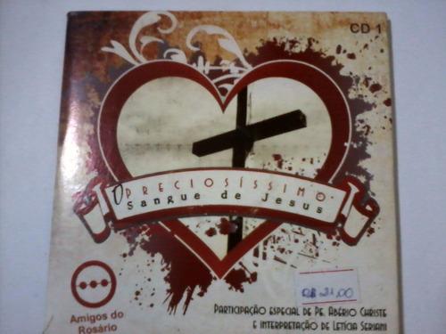 cd preciosíssimo cd1