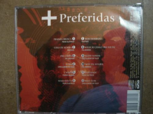 cd + preferidas forró lascado