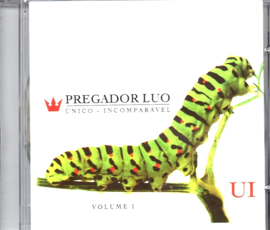 pregador luo unico incomparavel cd