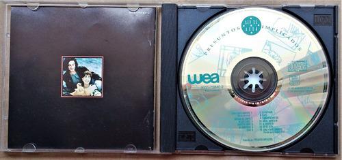 cd presuntos implicantes - ser de água - cd raro importado