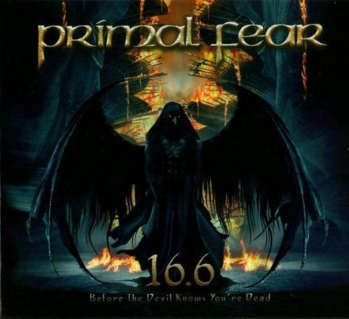 cd primal fear 16,6 before the devil knows...