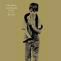 cd primal scream - riot city blues (original e novinho)