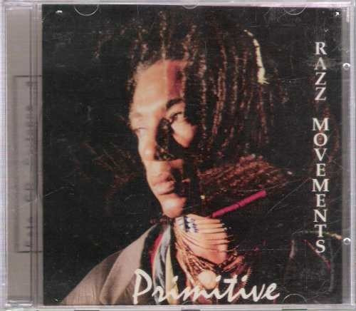 cd  primitive razz movements    frete gratis
