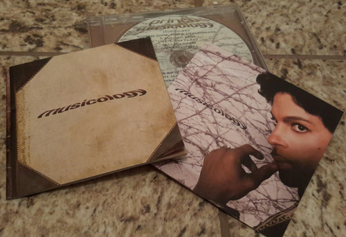 cd prince - musicology  completo