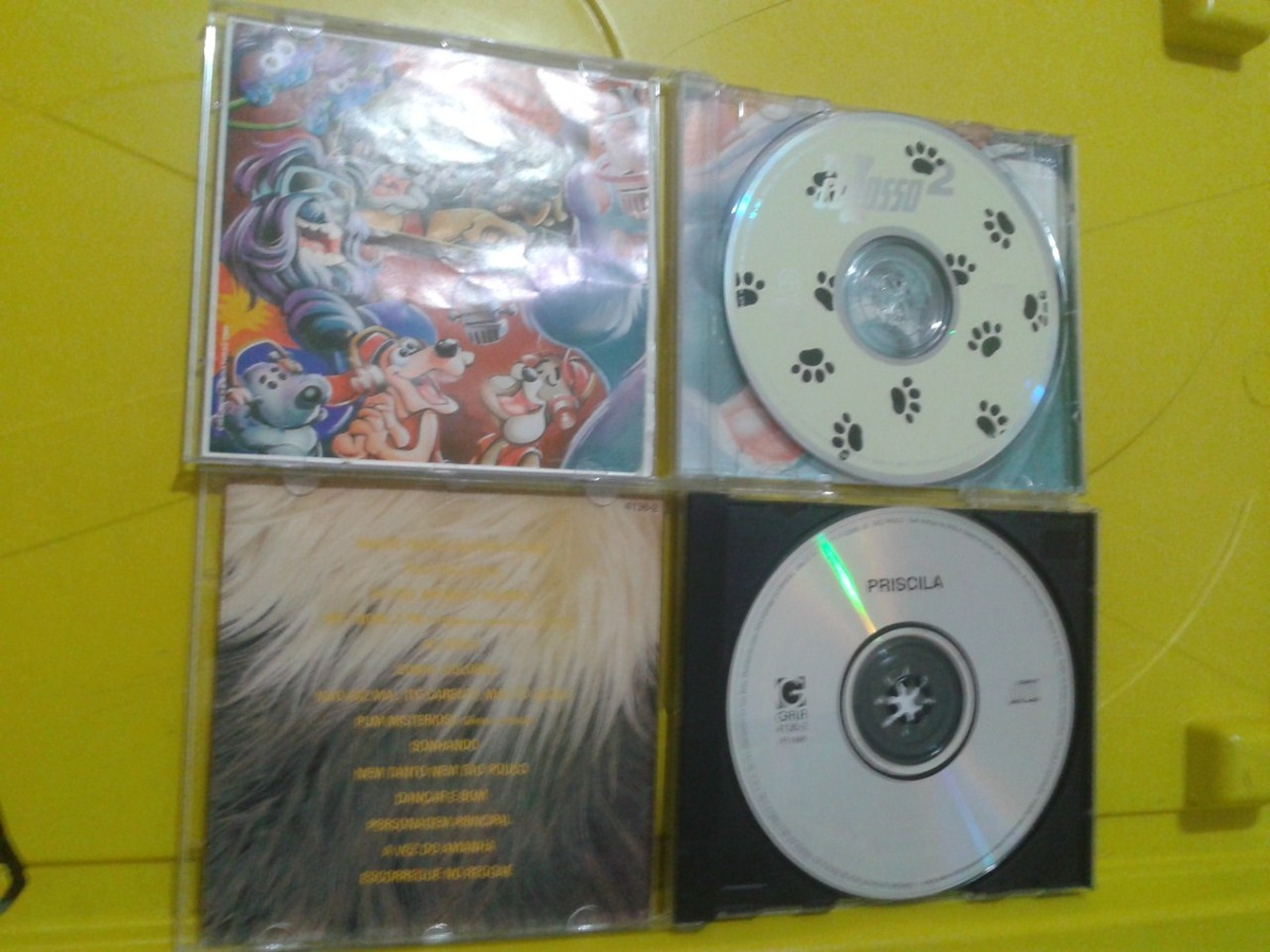 cd da tv colosso - gratis
