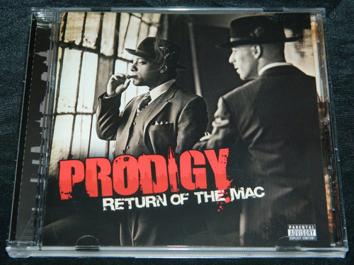 cd prodigy return of the mac rap hip hop