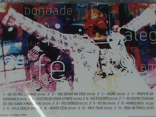 cd - profeta da esperança  (novo- original - lacrado)