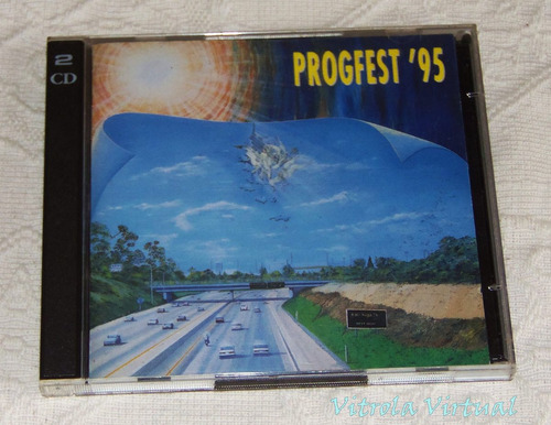 cd progfest 95 made in france musea solaris ars nova 2 discs
