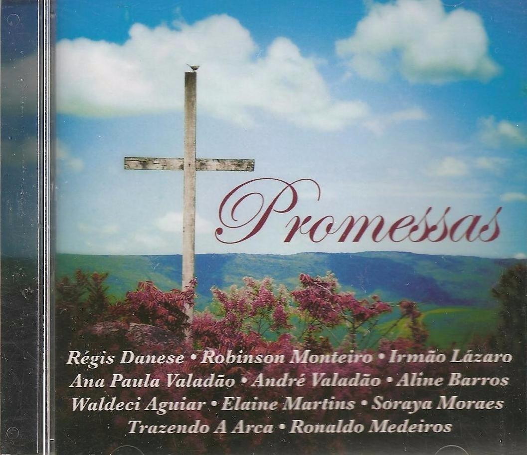 cd promessas coletnea gospel 2009