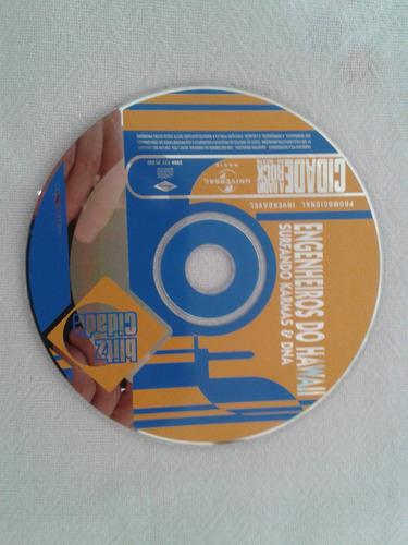 cd-promo-engenheiros do hawaii-surfando karmas e dna