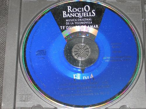 cd promo rocio banquells raro