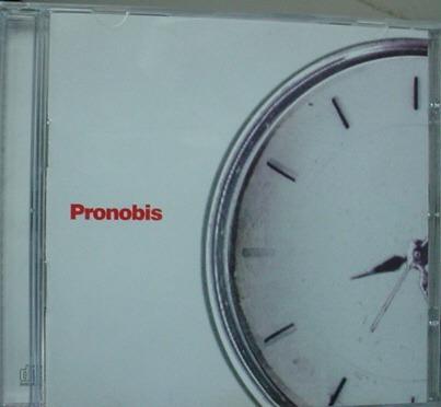 cd   pronobis   -  ahora   -   b145