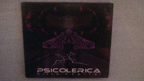 cd psicolerica circo capital 2010 usado ver...