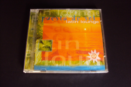 cd  puesta de sol  - latin lounge