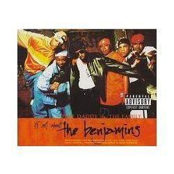cd puff daddy & the family it's all about the benjamins sing