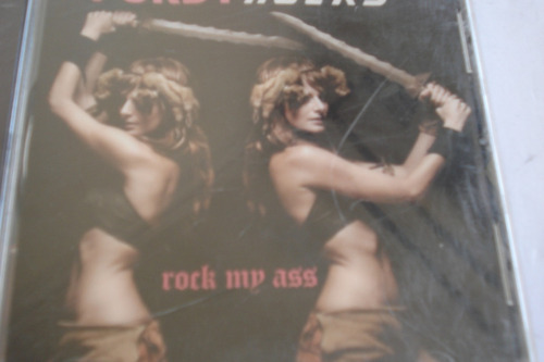 cd purdy rocks - rock my ass