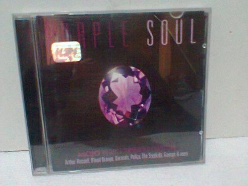 cd purple soul  @  diversos =importado=    (frete grátis)