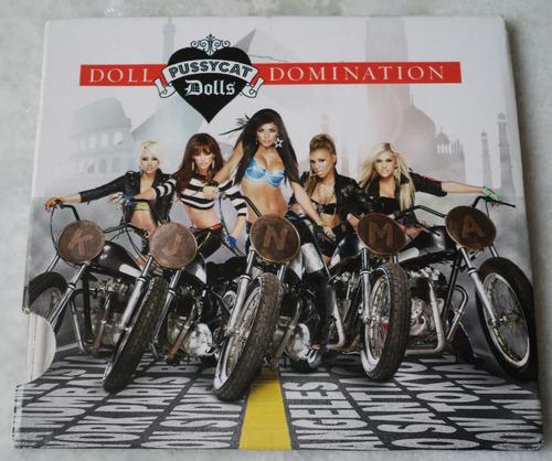 cd pussycat dolls doll domination digipack +