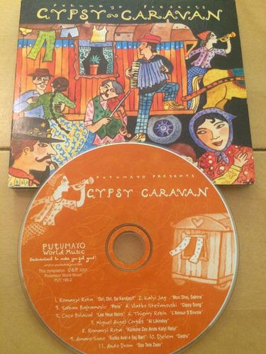 cd putumayo - gipsy caravan