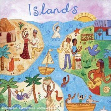cd - putumayo presents : islands  import   - 314b312