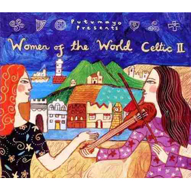 Cd Putumayo World Music.women Of The World Celtic 2. Oferta