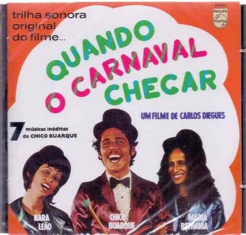 cd quando o carnaval chegar (novo!)
