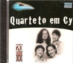 cd - quarteto em cy - millennium - lacrado
