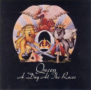 cd  queen ¿ a day at the races importado ediçao comemorativ