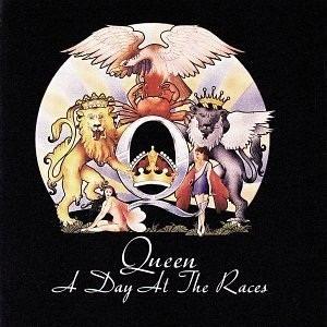 cd - queen - a day at the races - lacrado